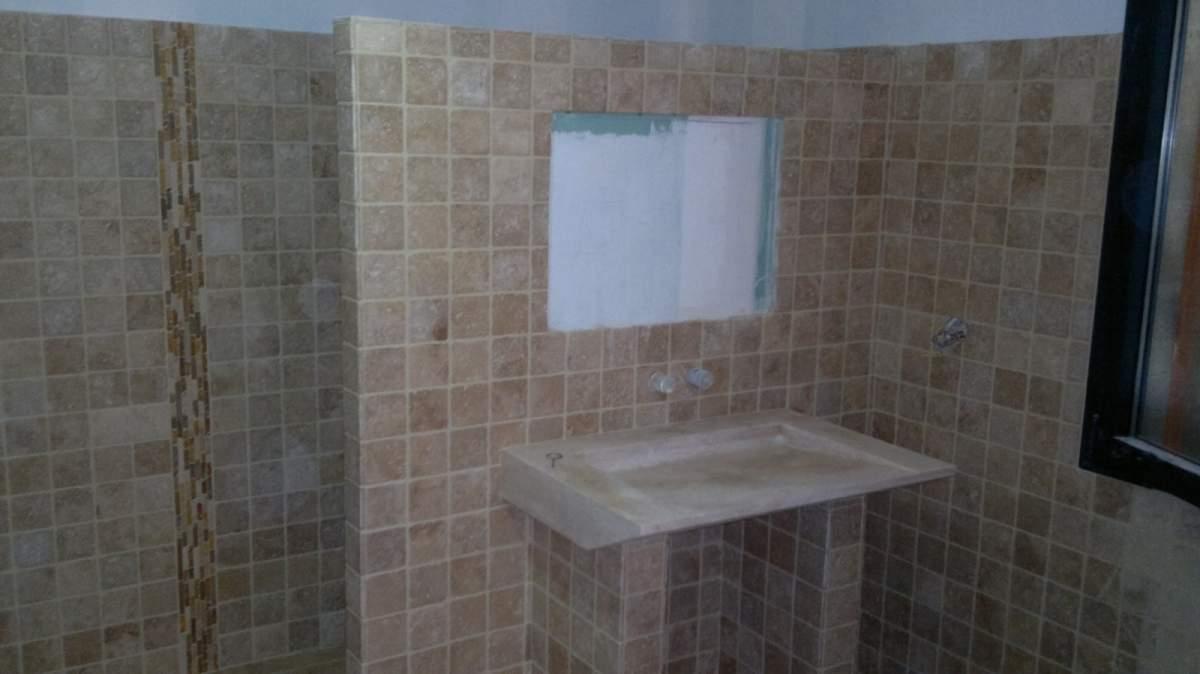 Pierre Naturelle Salle De Bain réalisation d'une salle de bain en pierres naturelles